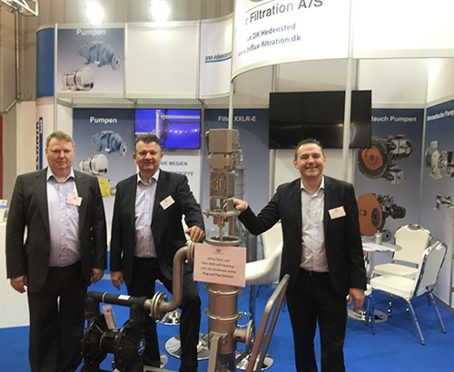 fair exhibition filtration 2019